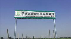 汝州丝路实业有限公司种植基地