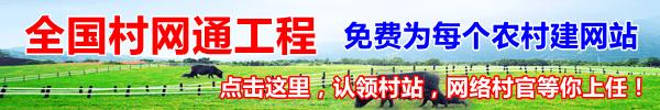 主管:北京村网通农业科技研究院