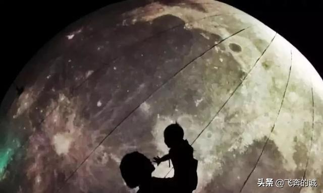 中国人造月亮2020年將挂在天上!路灯再见了