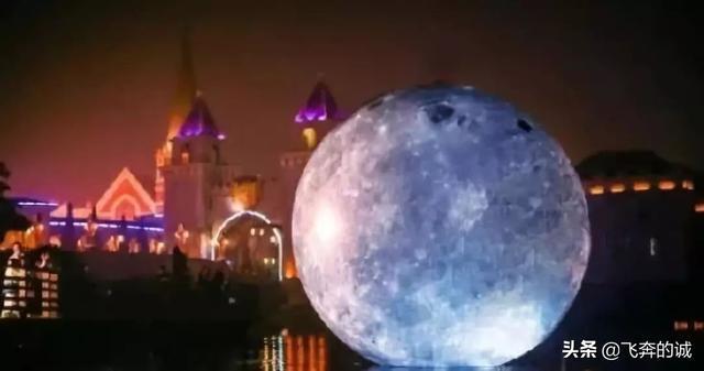 中国人造月亮2020年将挂在天上!路灯再见了