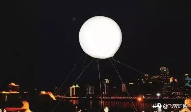 中国人造月亮2020年将挂在天上!路灯再見了