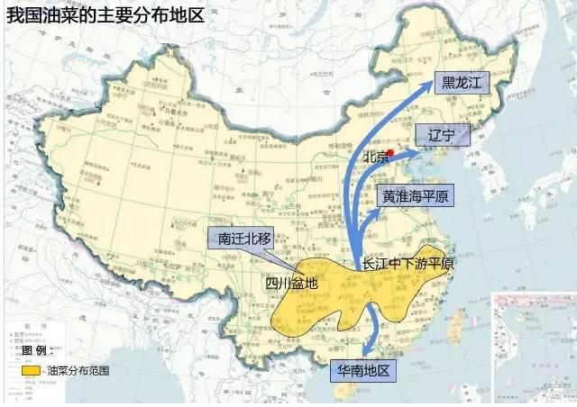 超级全面中国农业地图(珍藏版)